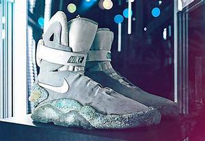 Nike Mags OG From Back To The Future II Auction Date ...