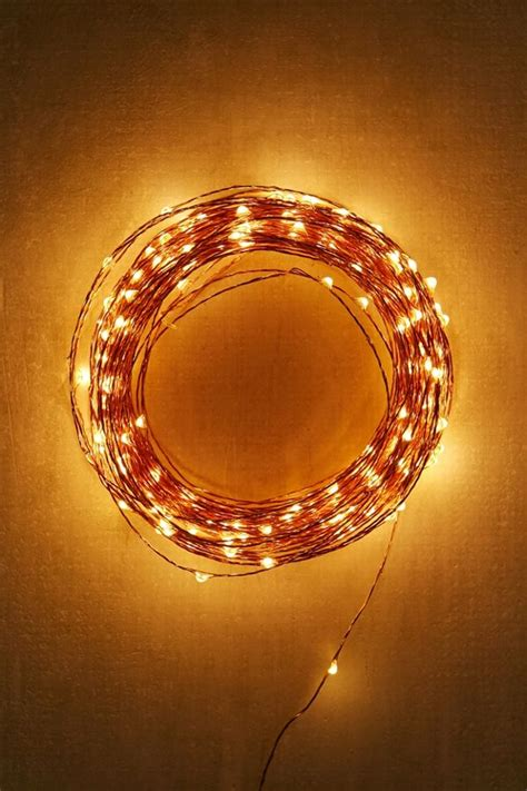 firefly string lights copper firefly string lights outfitters