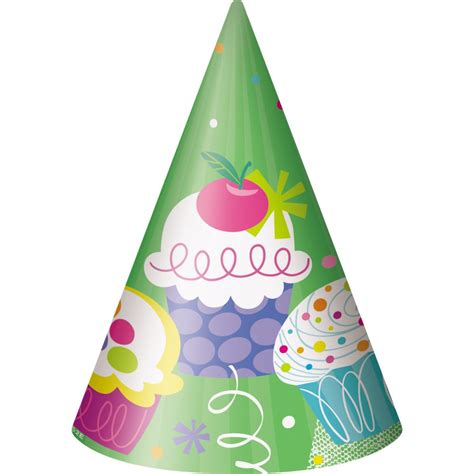 birthday hat cupcake party hats from all you need to party uk