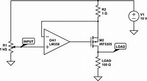 op amp current source with low side load electrical With hv440 high voltage ring generator schematic
