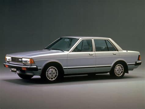 Datsun Bluebird by Datsun Bluebird 910 11 1979 10 1983