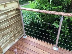 terrasse suspendue a villeneuve d39ascq With terrasse en bois suspendue