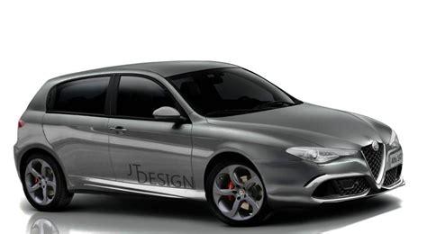 Alfa Romeo 147 by Alfa Romeo 147 Come Sarebbe Se Esistesse Il Nuovo Modello