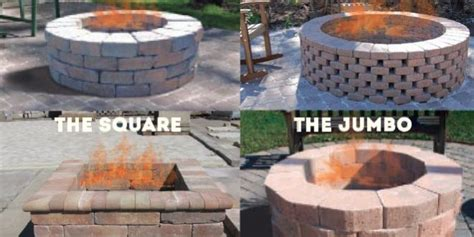 youself fire pit directions lowcountry paver