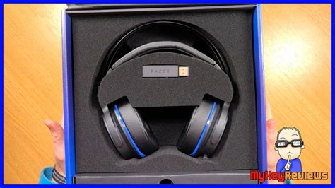 Razer Thresher 7 1 Wireless Gaming Headset Ps4 Unboxing Mic Test Review Mykeyreviews