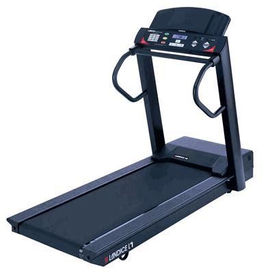 landice   pro sports trainer treadmill review