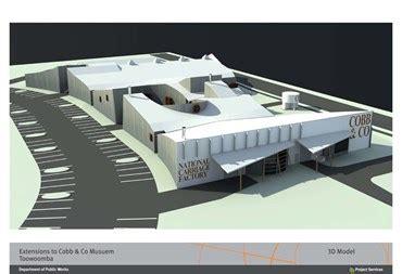 cobb  museum redevelopment architecture design