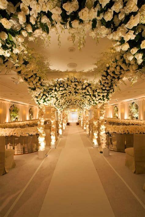gorgeous wedding ceremony aisle decor ideas crazyforus
