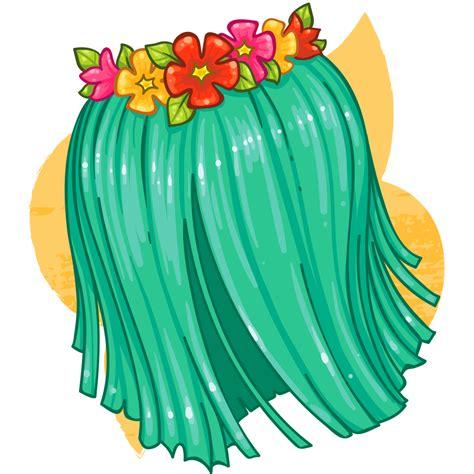 Grass Skirt Clipart  101 Clip Art