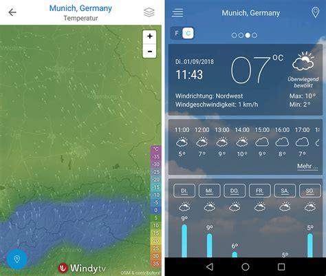 ähnliche App Wie by Wetter App Pro Android App Chip