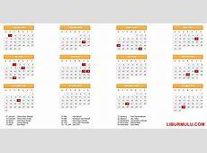 Kalender Liburan 2018 Dan Cuti Bersama Indonesia