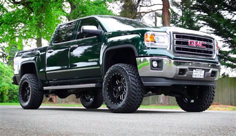 gmc sierra    green monster chevytv