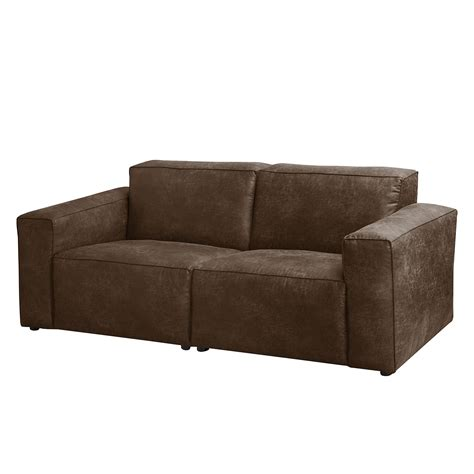 canap convertible aspect cuir vieilli canapé manchester 2 places aspect cuir aspect cuir