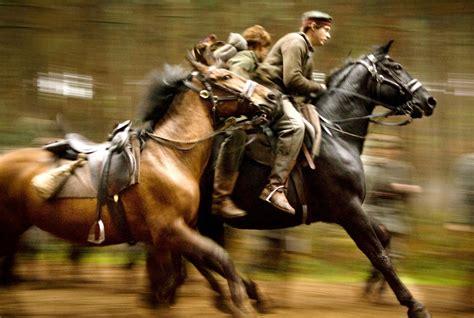 cheval de guerre war horse