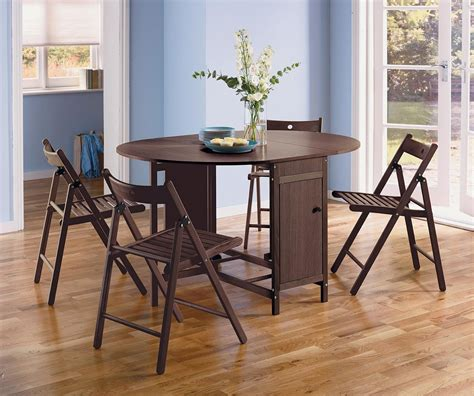 sale on home butterfly extendable oval table 4 chairs