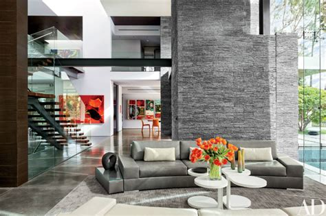 Incredible Modern Living Room Designs Featured In