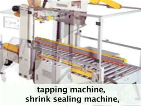 industrial packaging machine industrial strapping machine youtube