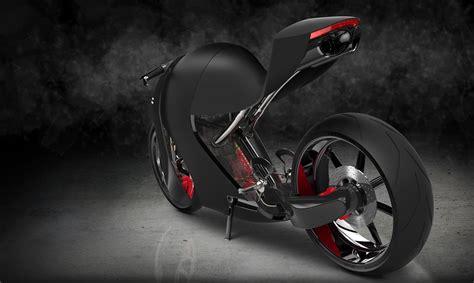 audi rr concept bike  hybrid superbike
