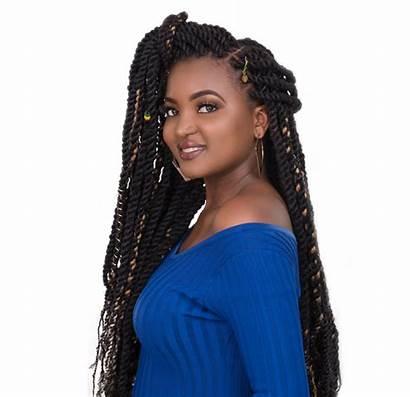 Kinky Crochet Kenya Darling Braids