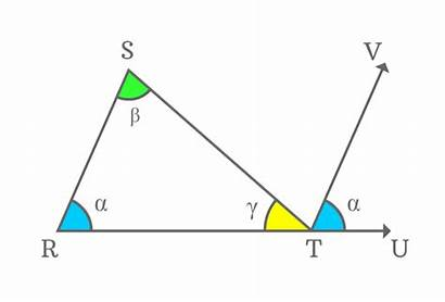 Angles Triangle Sum Alternate Interior Angle Identify