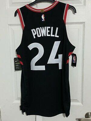 BNWT Nike Toronto Raptors Norman Powell Authentic ...