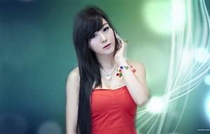 Wallpaper South Korea  Models  Asia  Diagram  Hwang Mi Hee