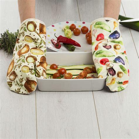 gants de cuisine gant de cuisine personnalisé créez votre gant de cuisine