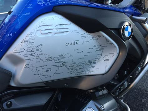 bmw gs adventure lc world graphic package full kit sportouring