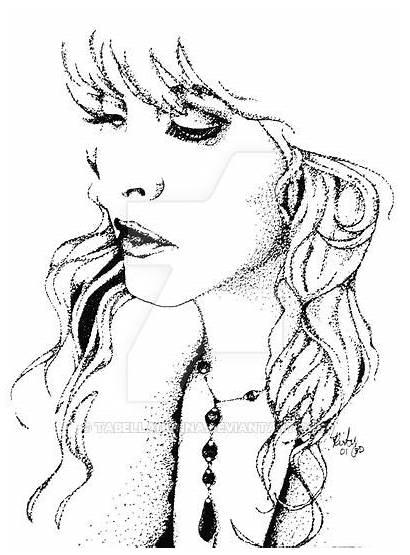 Stevie Nicks Fleetwood Mac Tattoo Coloring Tattoos