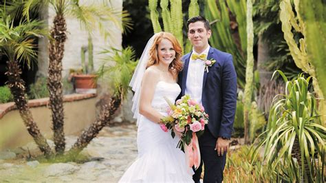 Katie Leclerc And Brian Habe Sts Fun Palm Springs