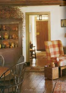 Country Primitive Room Colors
