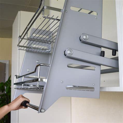 kitchen cabinet systems kitchen lifter cabinet lift system elevator basket 2801