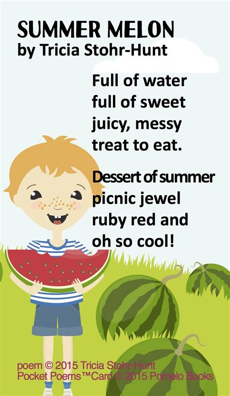 quot summer melon quot by tricia stohr hunt for watermelon day in 818   b4f17fbc02c318a7a7ffb1440ddce646