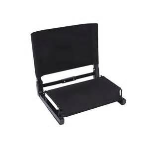 ohuhu stadium seat bleacher folding chair portable padded