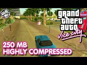 GTA Vice City Android Apk+Data+Obb Highly Compressed - YouTube