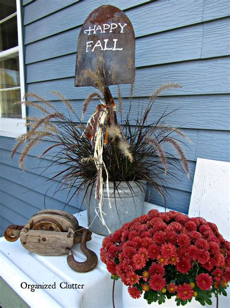 Outdoor Decorating by Fall Outdoor Decor A Salvage Style Event Fall Fall