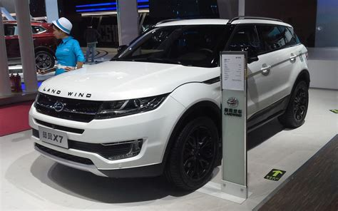 clone wars jaguar land rover  pissed  chinese
