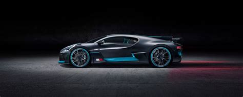 But some bugatti owners hanker after cornering speed, not top speed. Divo - Bugatti of Greenwich