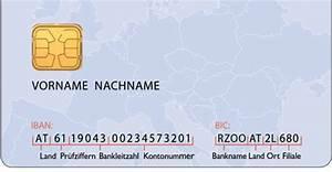 Bic Iban Berechnen : tk sterreichischer touristenklub wissenswertes zu sepa ~ Themetempest.com Abrechnung