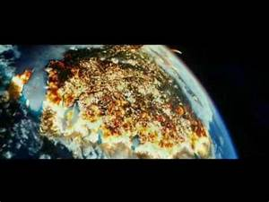 Asteroid Hits Earth - YouTube
