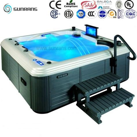 Hot Sale Sex Massage Outdoor Whirlpool Spa Tub With Balboa
