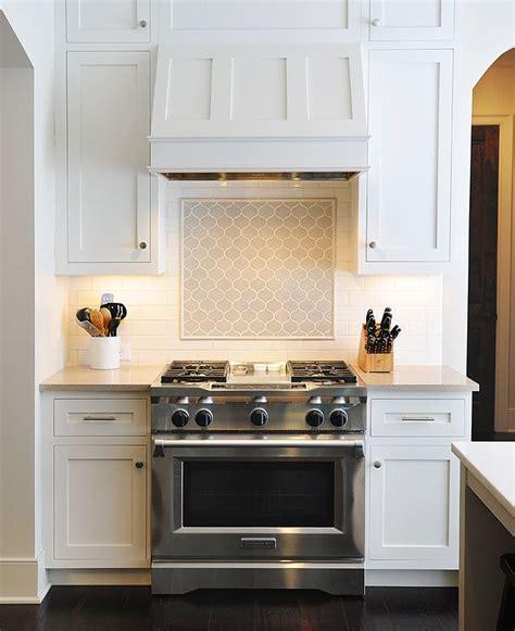 Kitchen Range Backsplash by Castle Homes Portfolio Of Custom Homes In Nashville