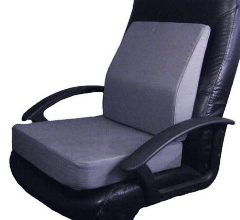 desk chair cushion thick memory foam dual layer seat cushion memory