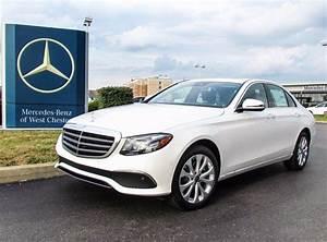 Mercedes E 300 : stock w17033 new 2018 mercedes benz e class e 300 luxury in west chester ~ Medecine-chirurgie-esthetiques.com Avis de Voitures