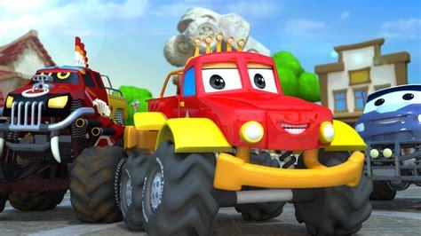 monster trucks video monster truck dan we are the monster trucks the big