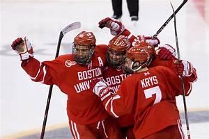 Men's Hockey Begins Quest for NCAA Title Tomorrow   BU ...