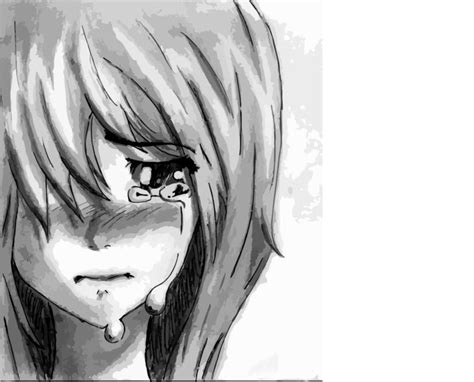 Depressed Anime Wallpaper - sad anime pictures depressed anime