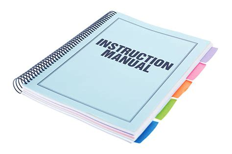 Royalty Free Instruction Manual Pictures, Images And Stock