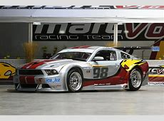 Ford Mustang to Enter FIA GT3 European Championship