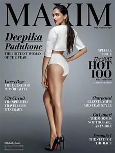 Deepika Padukone - Maxim Magazine India June/July 2017